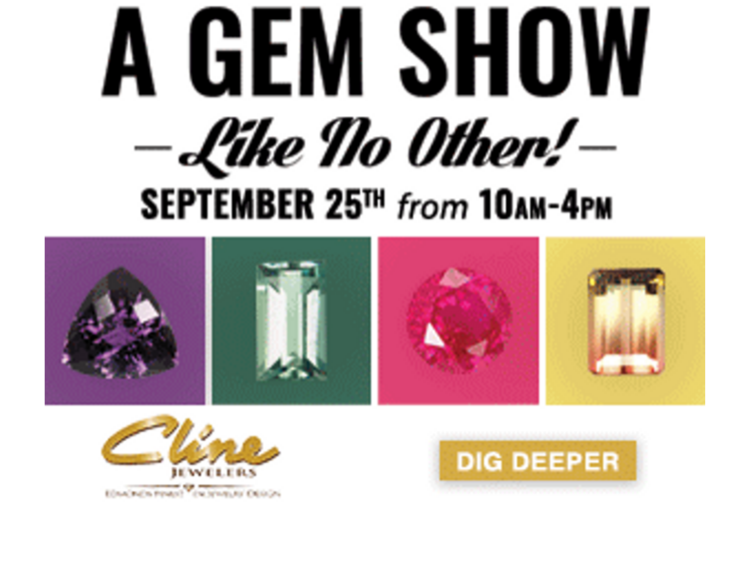 A Gem Show Like No Other!