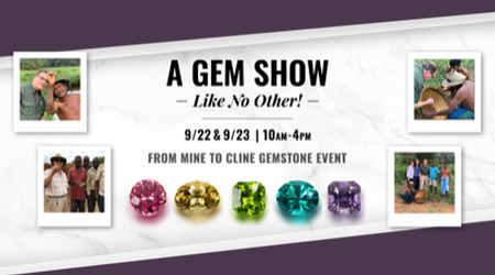 Cline's Favorite Gemstones for Fall