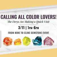 Cline Jewelers Is Calling All Color Lovers!