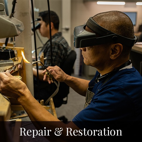 Jewelry Repairs and Restoration