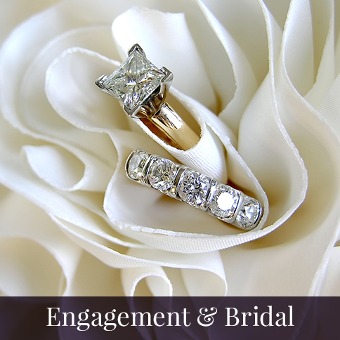 engagement & bridal jewelry
