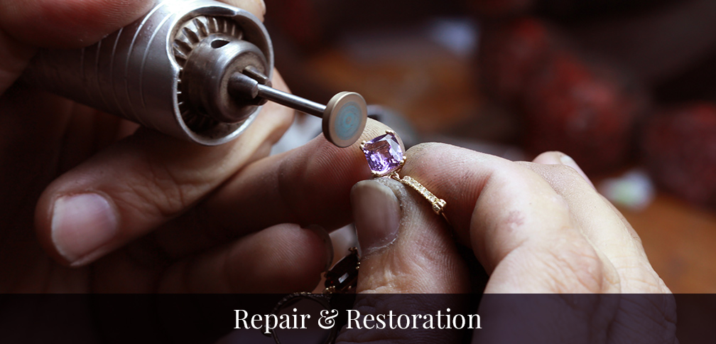 jewelry repair and restoration
